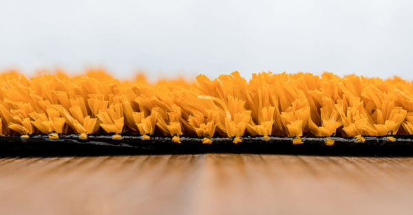 Kunstgras Den Helder geel