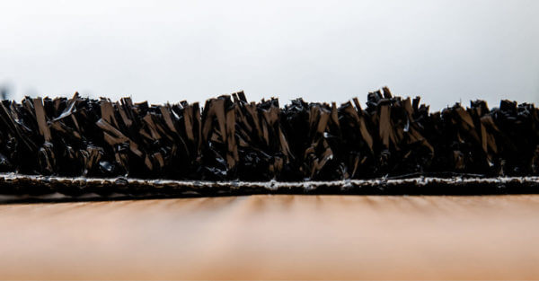 Kunstgras Den Helder zwart