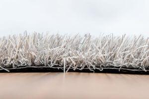 Kunstgras Gekleurd gras luxe licht grijs