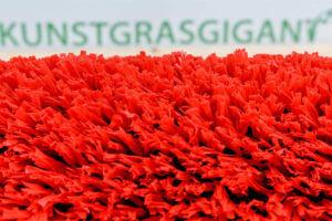 Kunstgras Den Helder rood