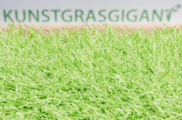Kunstgras Gekleurd gras luxe limoen