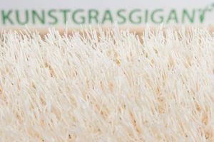 Kunstgras Gekleurd gras luxe wit